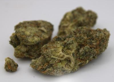 Cali brick Thin mint cookies 33.1% THC / Q$75 , HALF$140, OZ$270 Image